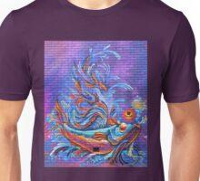 Trippy Fish Unisex T-Shirt