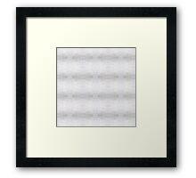 Original - Crumpled Paper Texture Framed Print