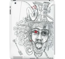 A spot of madness iPad Case/Skin