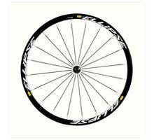 Mavic Ellipse Wheels Art Print