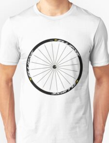 Mavic Ellipse Wheels Unisex T-Shirt