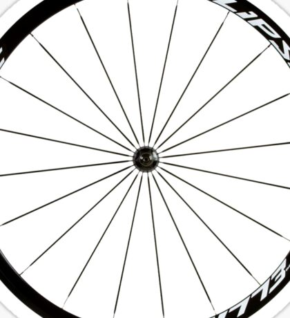 Mavic Ellipse Wheels Sticker