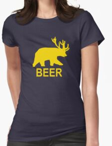 Life Is Strange – Beer Hoodie, Trevor, Max Caufield Womens Fitted T-Shirt