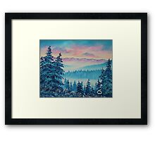 Rising Above Framed Print