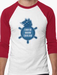 Smooth sea Men's Baseball ¾ T-Shirt