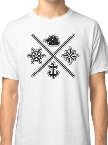 Nautical stuff Classic T-Shirt