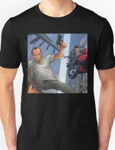 GTA 5 Artwork  Unisex T-Shirt