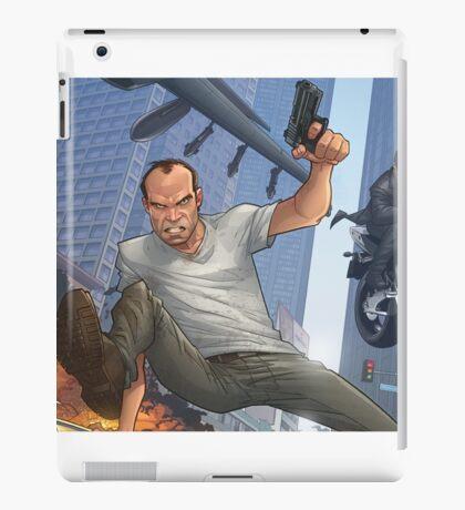 GTA 5 Artwork  iPad Case/Skin