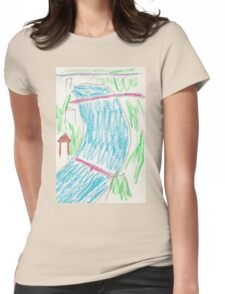 Aare Womens Fitted T-Shirt