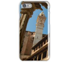 Framed spire iPhone Case/Skin