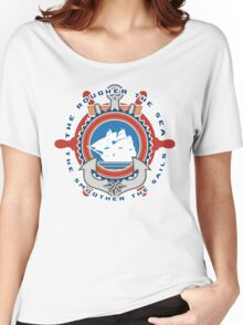Rough sea Smooth sails Women's Relaxed Fit T-Shirt