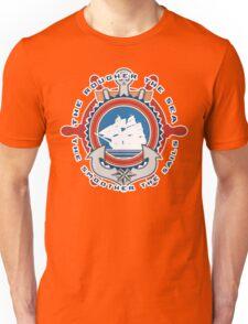 Rough sea Smooth sails Unisex T-Shirt
