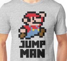 Mario Jump Man Unisex T-Shirt