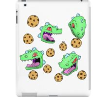 Cookie Dinosaur iPad Case/Skin
