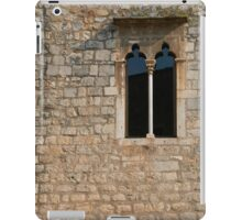 Window into history iPad Case/Skin