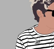 Niall Horan Striped Shirt Digital Sticker