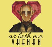 Dragon Age - Ar Lath Ma, Vhenan Baby Tee