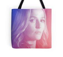 X-files Dana Scully sticker Tote Bag