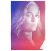 X-files Dana Scully sticker Poster