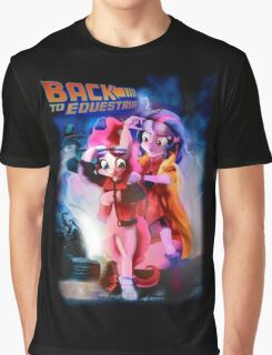 Back to Equestria Graphic T-Shirt