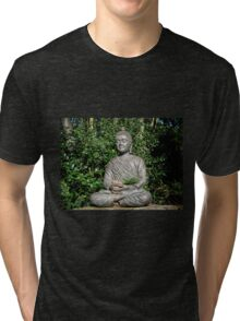 Serenity In The Forest Tri-blend T-Shirt