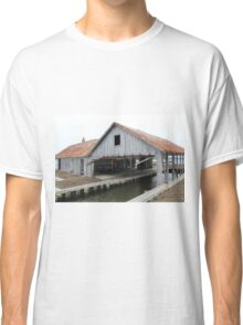 An Abandon Oyster Shed, Maryland Classic T-Shirt