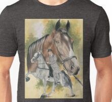 Tennessee Walking Horse Unisex T-Shirt