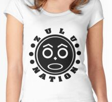 Universal Zulu Nation Women's Fitted Scoop T-Shirt