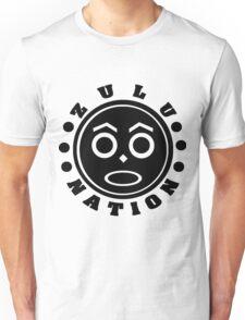 Universal Zulu Nation Unisex T-Shirt