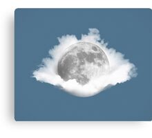 bedmoon Canvas Print