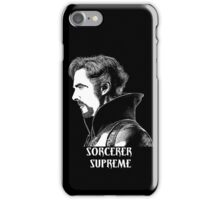Sorcerer Supreme iPhone Case/Skin