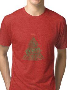 Oh Christmas Tree Tri-blend T-Shirt