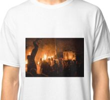 Flames and Lanterns Classic T-Shirt