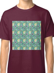 Steel Types - Pokemon - Patterned Classic T-Shirt