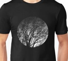 Nature into me! - Black Unisex T-Shirt