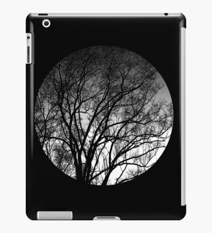Nature into me! - Black iPad Case/Skin