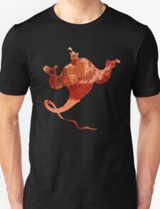 Aladdin Genie Unisex T-Shirt