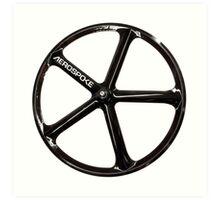 Aerospoke Wheel Art Print