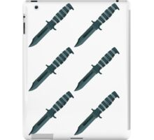 Combat Knife iPad Case/Skin