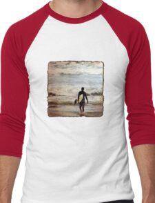 Heading Out Men's Baseball ¾ T-Shirt