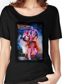 Back to Equestria Women's Relaxed Fit T-Shirt