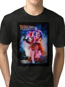 Back to Equestria Tri-blend T-Shirt