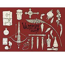 Vampire Hunt Photographic Print