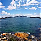 Sydney Harbour by andreisky