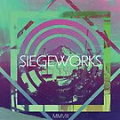 Siegeworks Polyscape: Mountains by C.J. Jackson