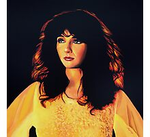 Kate Bush Painting Photographic Print