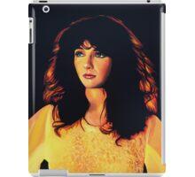 Kate Bush Painting iPad Case/Skin