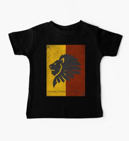 For the House of the Brave Baby Tee
