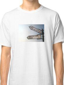 This way... Classic T-Shirt