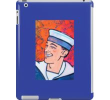 Hello Sailor.. iPad Case/Skin